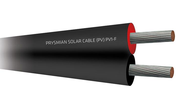 Prysmian solar kablo