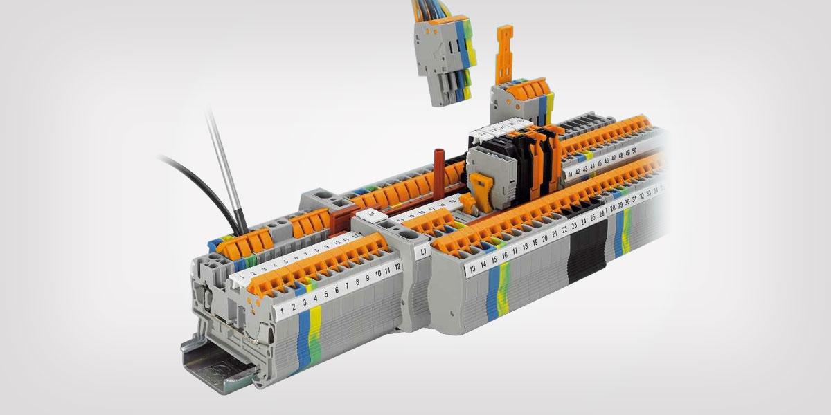 Fotovoltaik Sistemler İçin Klemensler