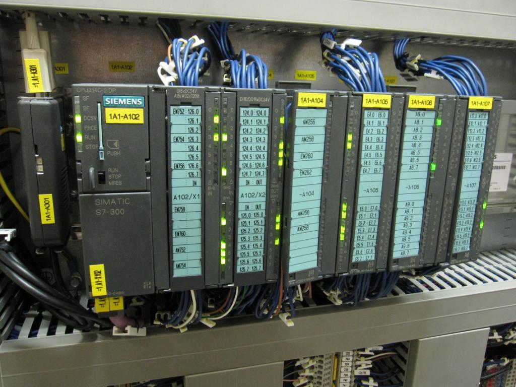 Örnek PLC Uygulamaları