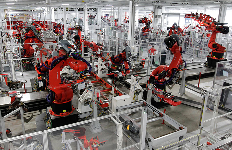 Endüstri 4.0 Geleceğin Fabrikaları Rehberi