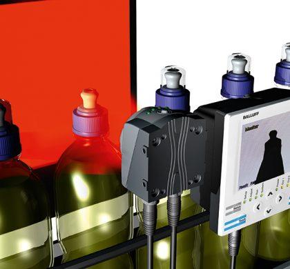 Gıda ve İçeçek Endüstrisinde Balluf Sensör Çözümleri