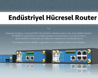 Endüstriyel Router Dersleri