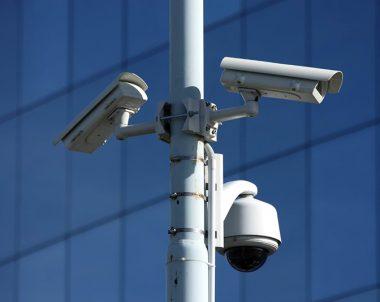 CCTV ag parafudr koruma