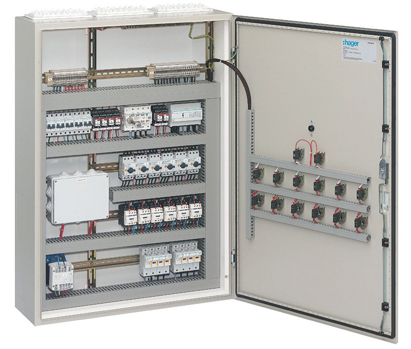 Halojen Free Pano İçi Kablo Kanalları