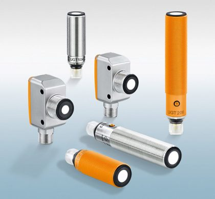 Ultrasonik Sensörler   İFM