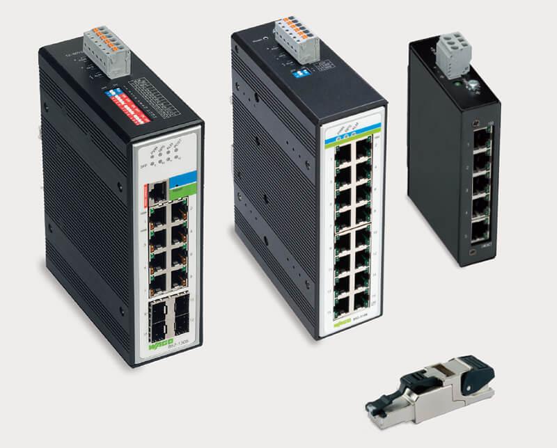 Yönetilebilir ve Yönetilemez Ethernet Switch Farkı