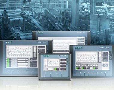 Siemens Simatic HMI Panel