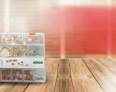 WAGO Tesisatçı Kutuları
